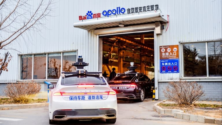 Baidu builds world's largest self-driving R&D center in Beijing-CnEVPost