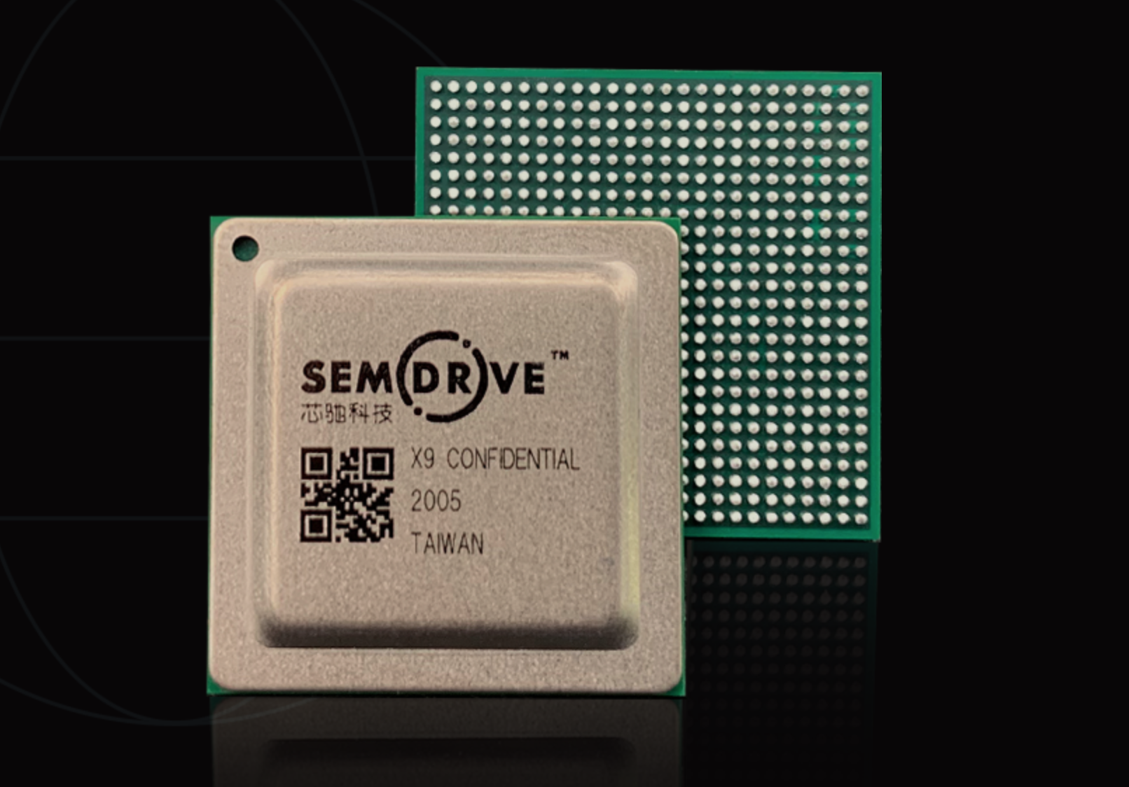 Chinese firm releases chips for cars based on Imagination PowerVR GPU-CnEVPost