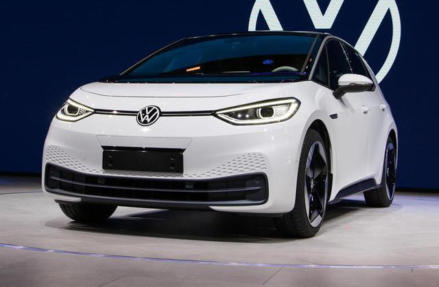 Volkswagen employees start internal testing of ID.3 electric car, deliveries start in September-cnEVpost