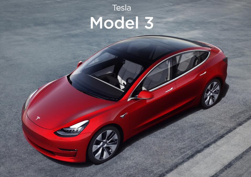 China-made Model 3 price expected to drop to 210,000 yuan-cnEVpost
