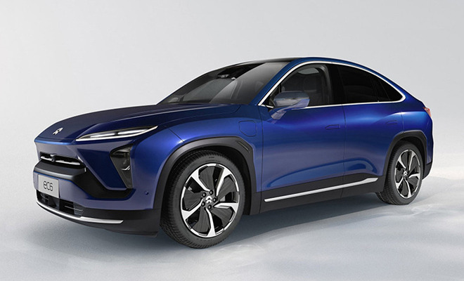 First pre-production vehicle of Nio EC6 rolls off line, delivery expected in September-cnEVpost