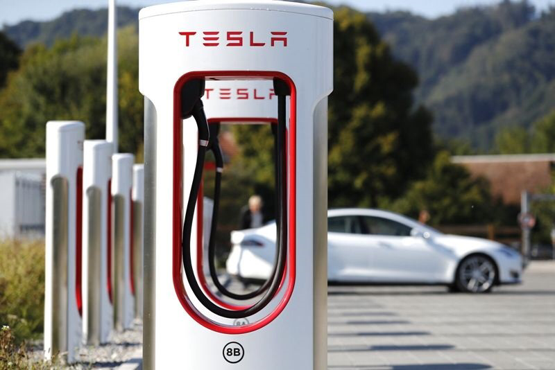 Tesla adds 9 new Super Charging Stations in Beijing-cnEVpost