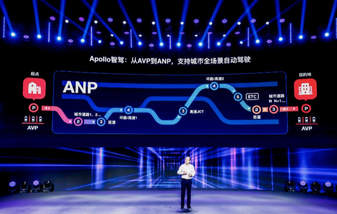 Baidu unveils automated driving assistance solution ANP, similar to NIO NOP-CnEVPost