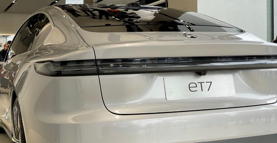 NIO is finally thinking about saving money as ET7 eliminates AC charging port-CnEVPost