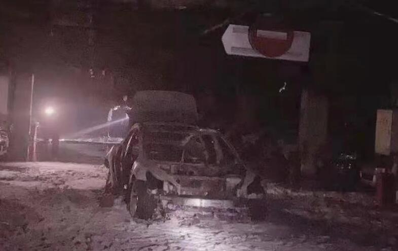 Tesla in spotlight in China as Model 3 spontaneously combusts and explodes in garage-CnEVPost