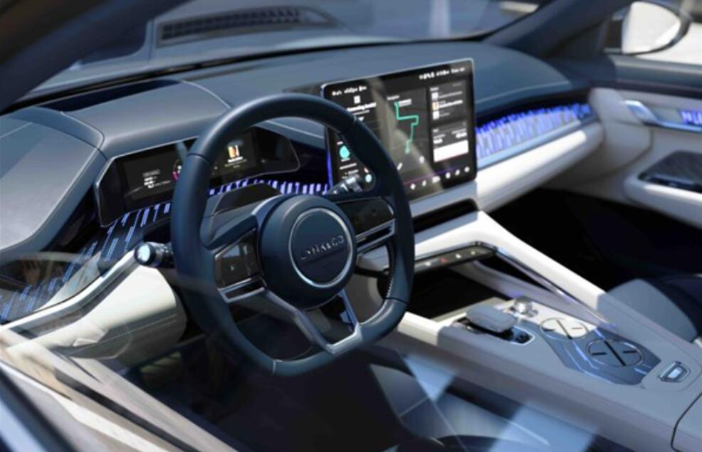 Geely's premium brand Lynk & Co's Model 3 competitor begins trial production-CnEVPost