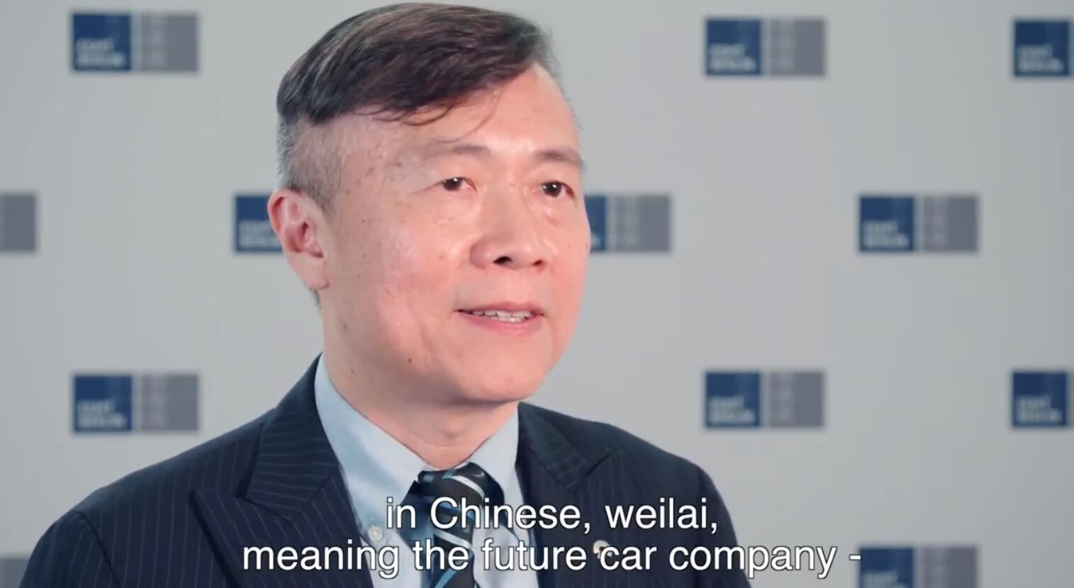 Foxconn reportedly appoints former NIO co-founder as CEO of its electric vehicle joint venture-cnEVpost