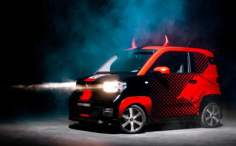 Hongguang Mini EV sells 36,762 units in January-CnEVPost