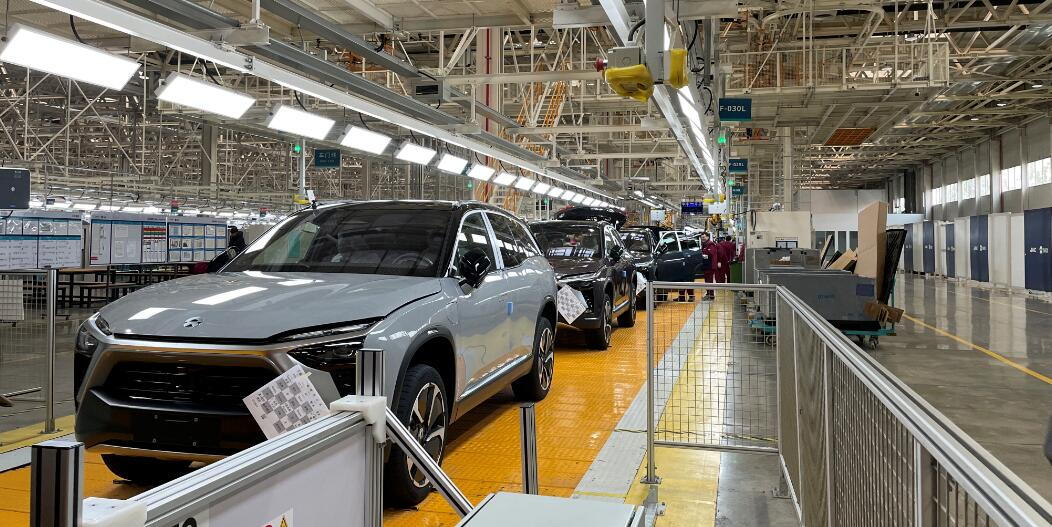 NIO may build second plant in Hefei-cnEVpost