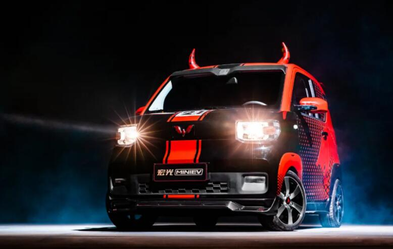 Maker of China's most popular EV offers special model to celebrate Year of Ox-CnEVPost