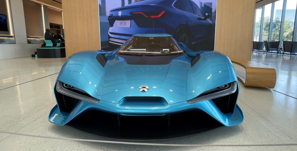 NIO has most patents among US-listed Chinese EV trio-CnEVPost