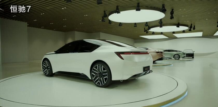 Evergrande's car-making arm launches 3 new models, expanding its model lineup to 9-CnEVPost