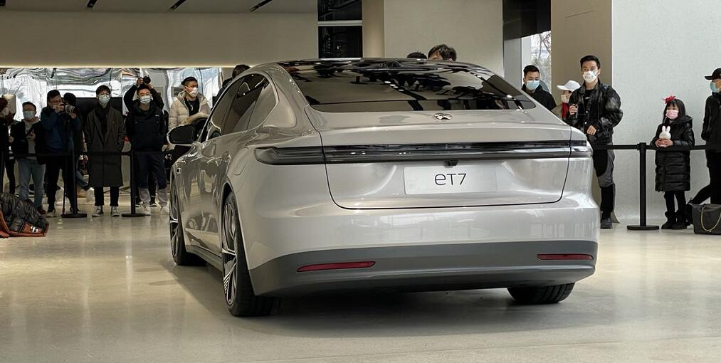 Will Apple Car be a threat to NIO, XPeng and Li Auto?-CnEVPost