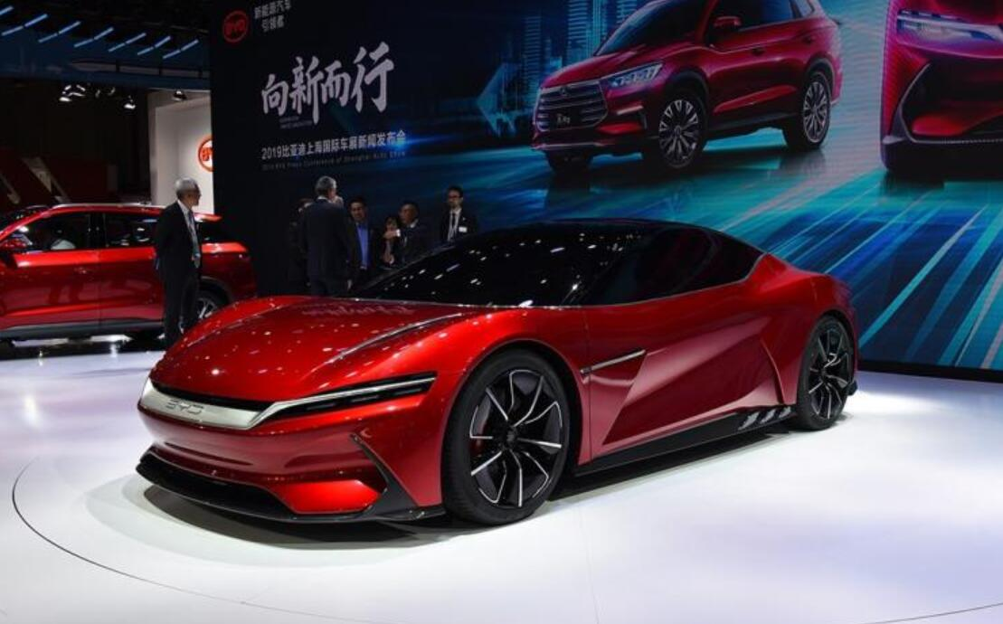 BYD reportedly to build electric super coupe-CnEVPost