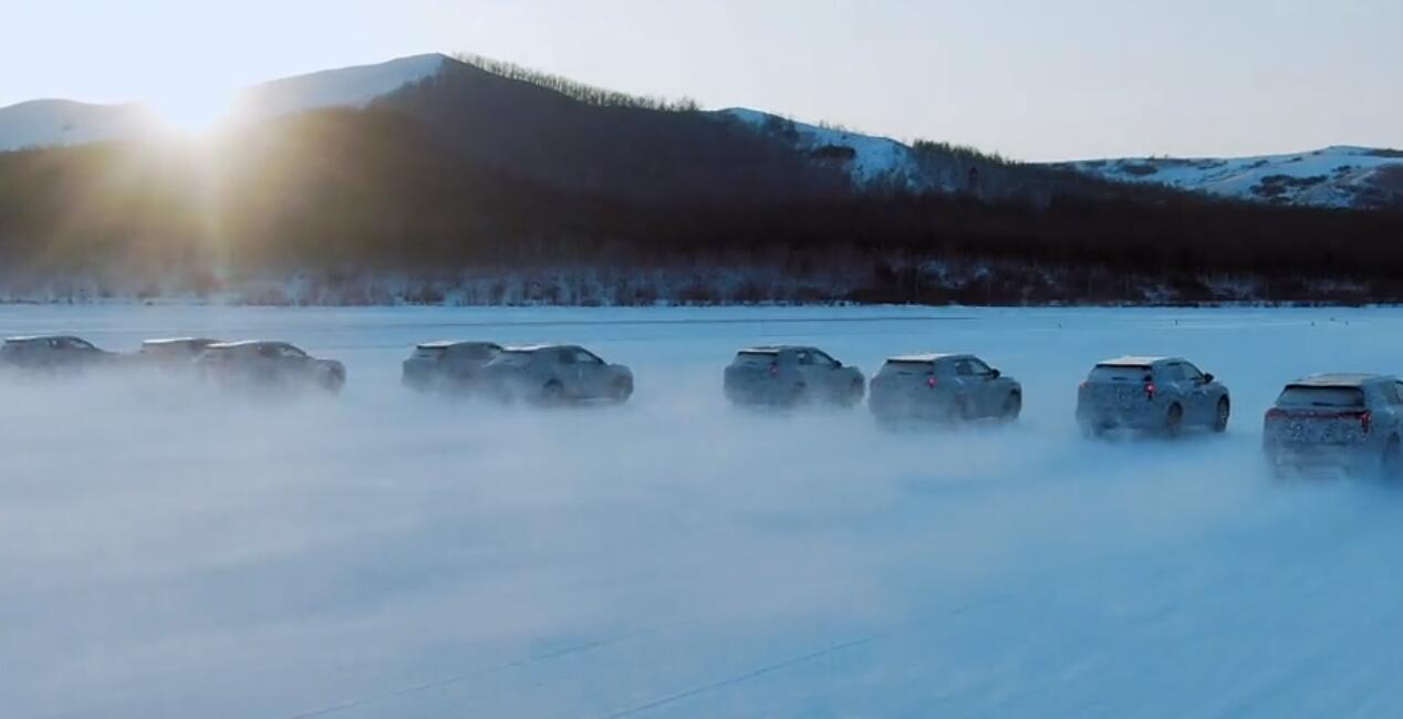 Evergrande starts winter testing of its vehicles in -35°C environment-CnEVPost