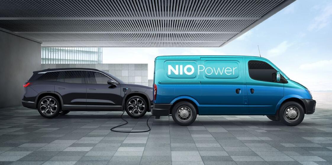 Li Auto may make mobile charging vehicle-CnEVPost