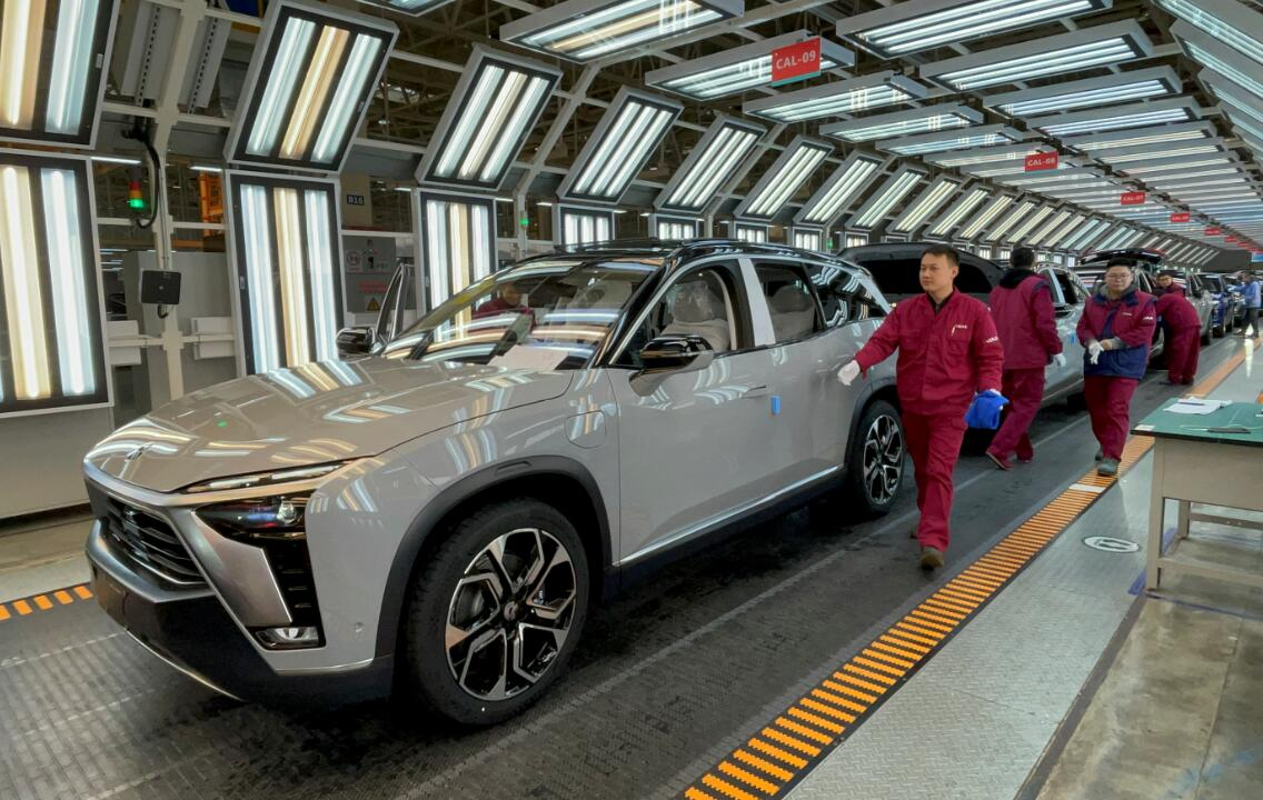 NIO says plant able to resume normal production after temporary shutdown ends-CnEVPost