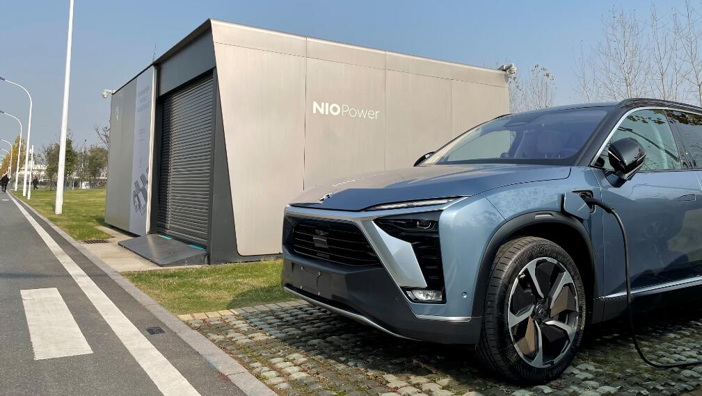 NIO exec pushes back on Tesla VP's view on battery swap-CnEVPost
