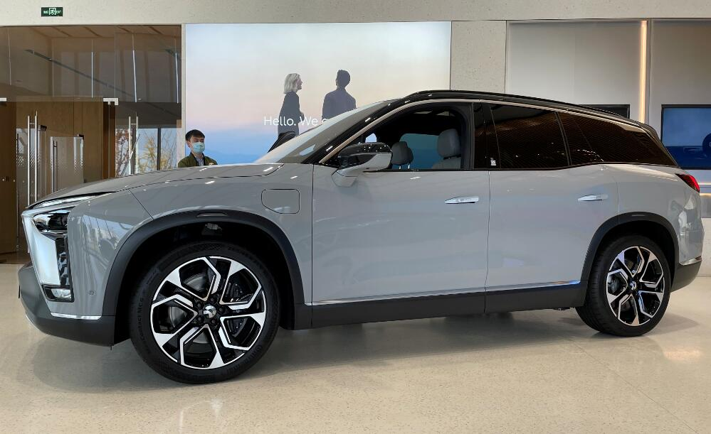 CICC expects Chinese EV trio's stock price to go upward, but cuts NIO and Li Auto price targets-CnEVPost