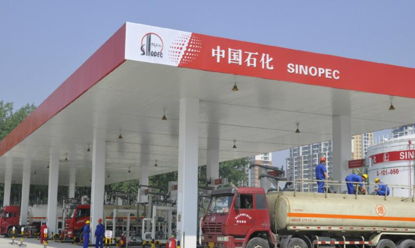Sinopec says it aims to be carbon neutral 10 years ahead of nation's commitment-CnEVPost