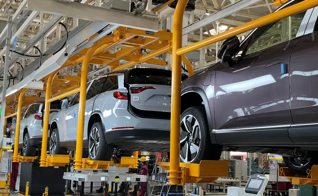 China produces 317,000 new energy vehicles in January-February, up 395% from last year-CnEVPost