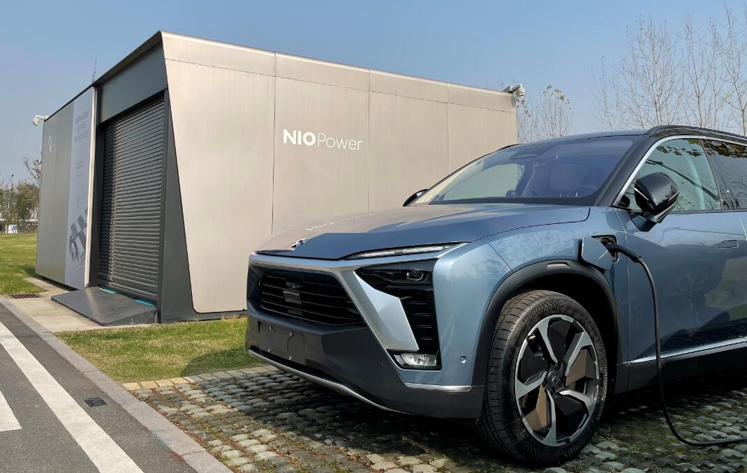 Chinese energy official says EVs could become energy storage for power system-CnEVPost