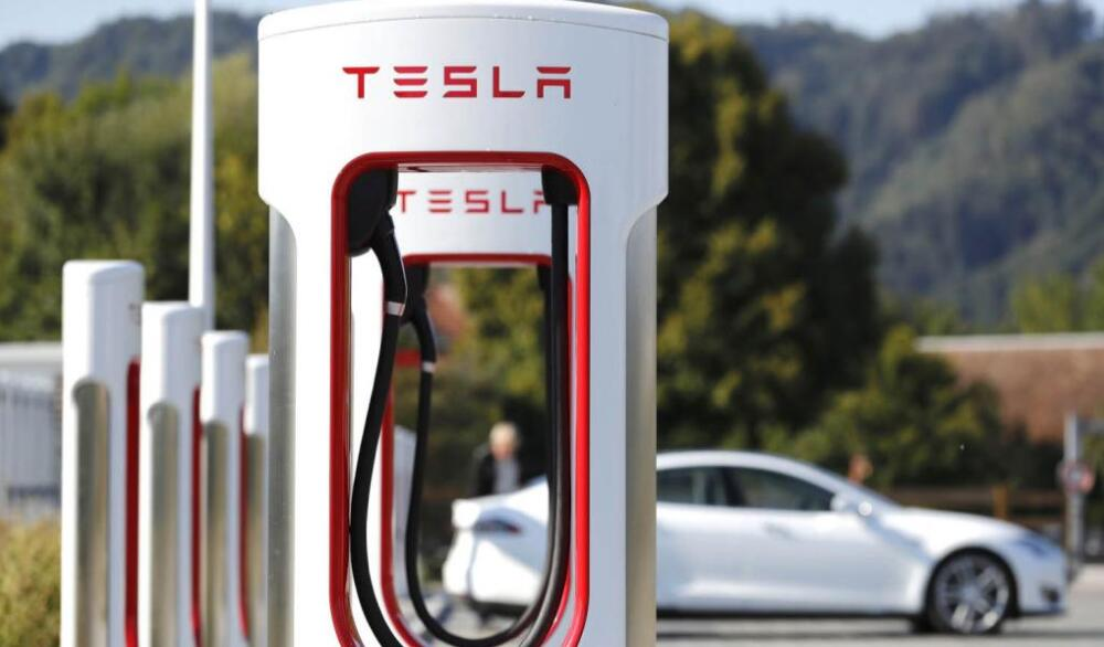 Tesla China removes battery swap-related content from its business scope-CnEVPost