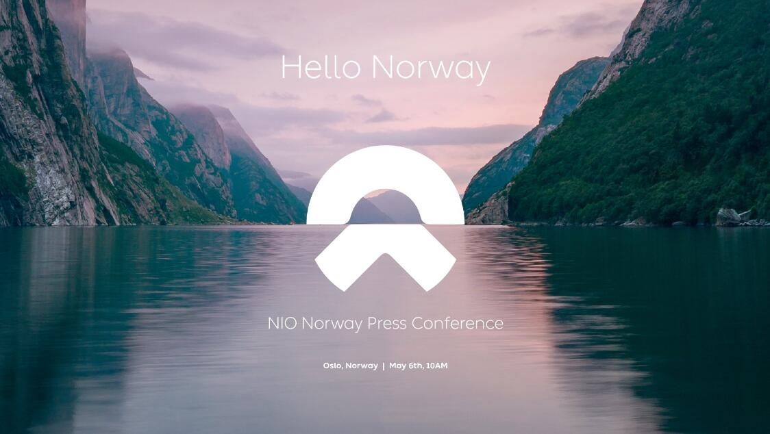 BREAKING: NIO confirms it will enter Norway-CnEVPost