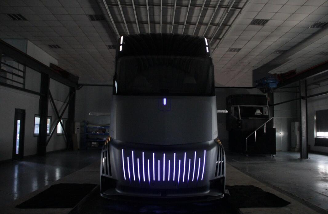 Geely has reportedly developed all-electric heavy truck to take on Tesla's Semi-CnEVPost