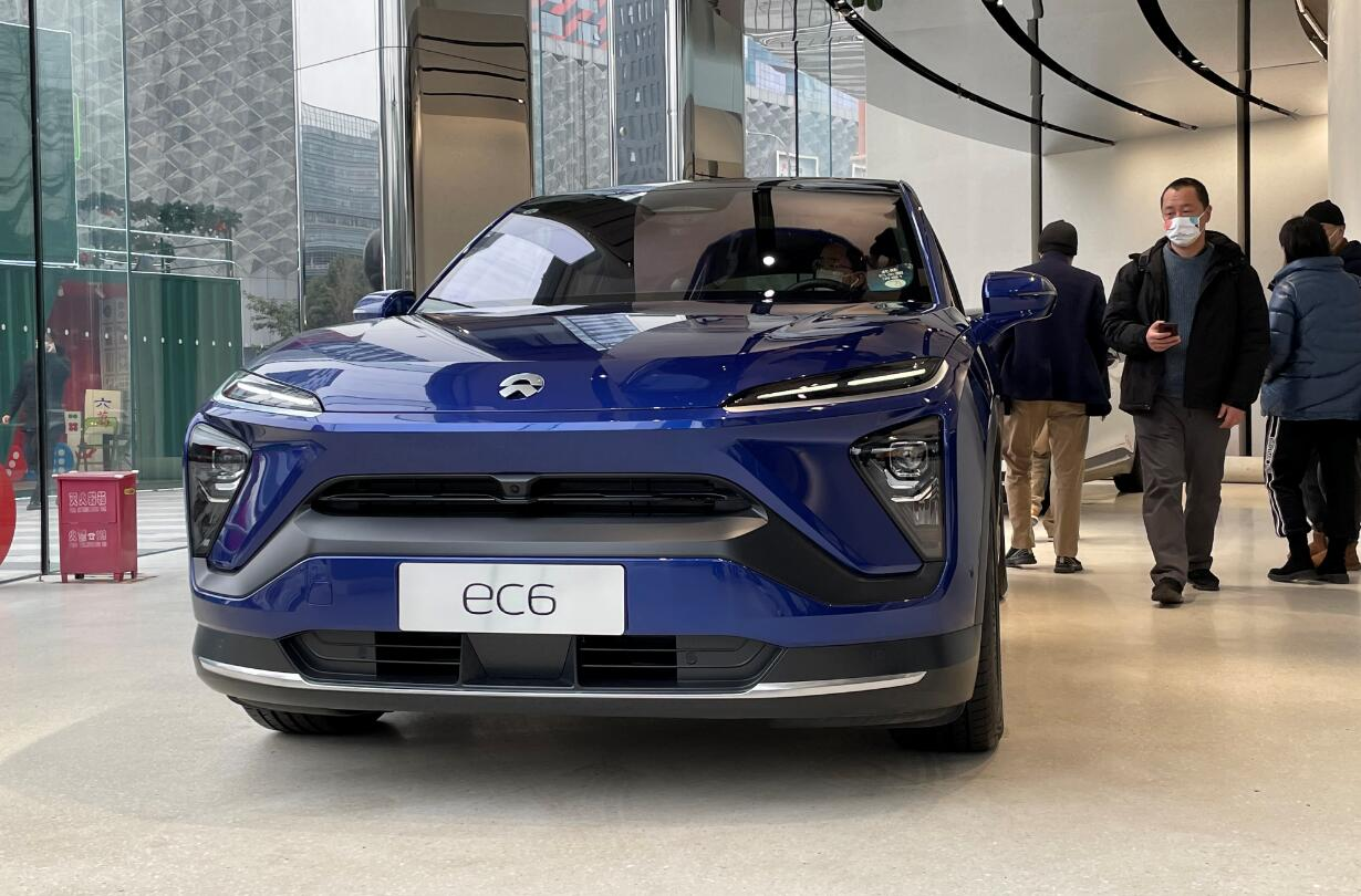 NIO said to announce plans for expansion into Europe on May 6-7-CnEVPost