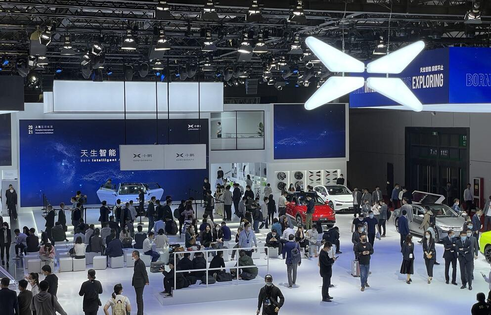 XPeng CEO says Huawei's approach isn't a long-term solution-CnEVPost