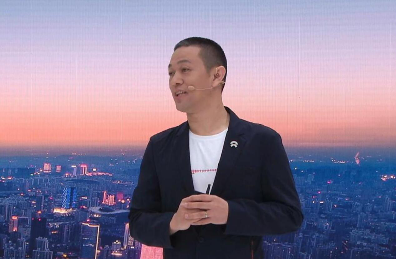 NIO's William Li expects China's EV penetration to double to 20% in two years-CnEVPost