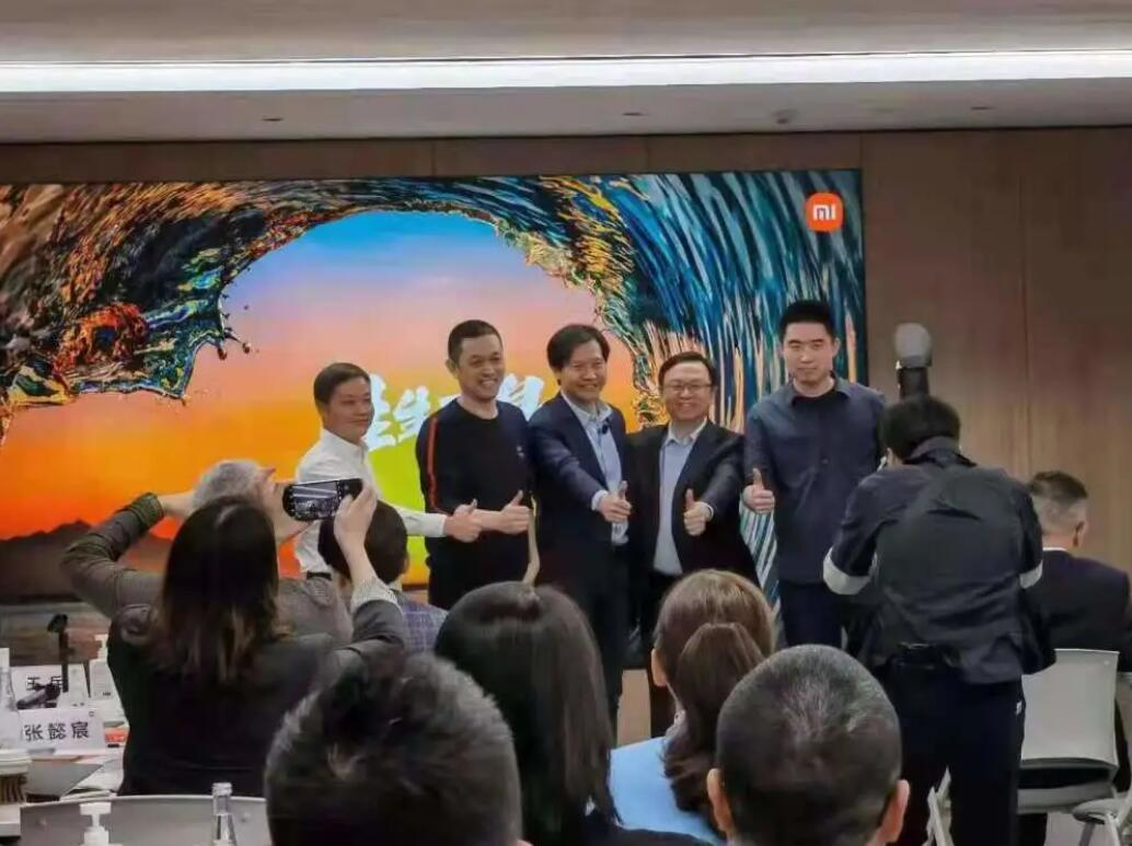 Xiaomi's Lei Jun, NIO's William Li, XPeng's He Xiaopeng show up at rare gathering-CnEVPost