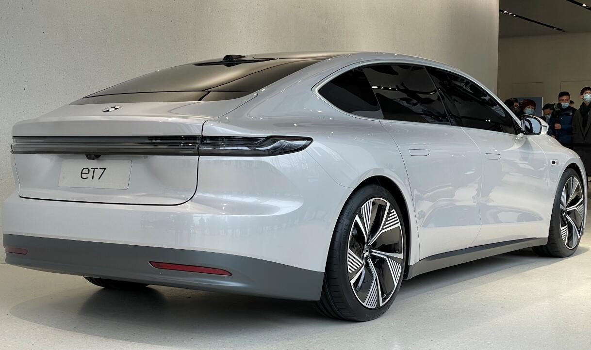 BREAKING: Besides interior of ET7, NIO will also unveil new NIO Power plan at Shanghai auto show next week-CnEVPost