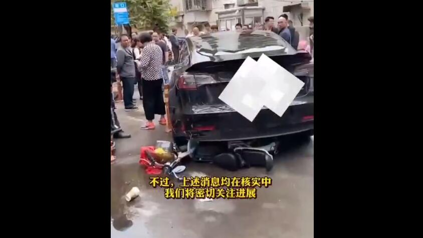 Tesla involved in yet another crash that injured 4 people-CnEVPost