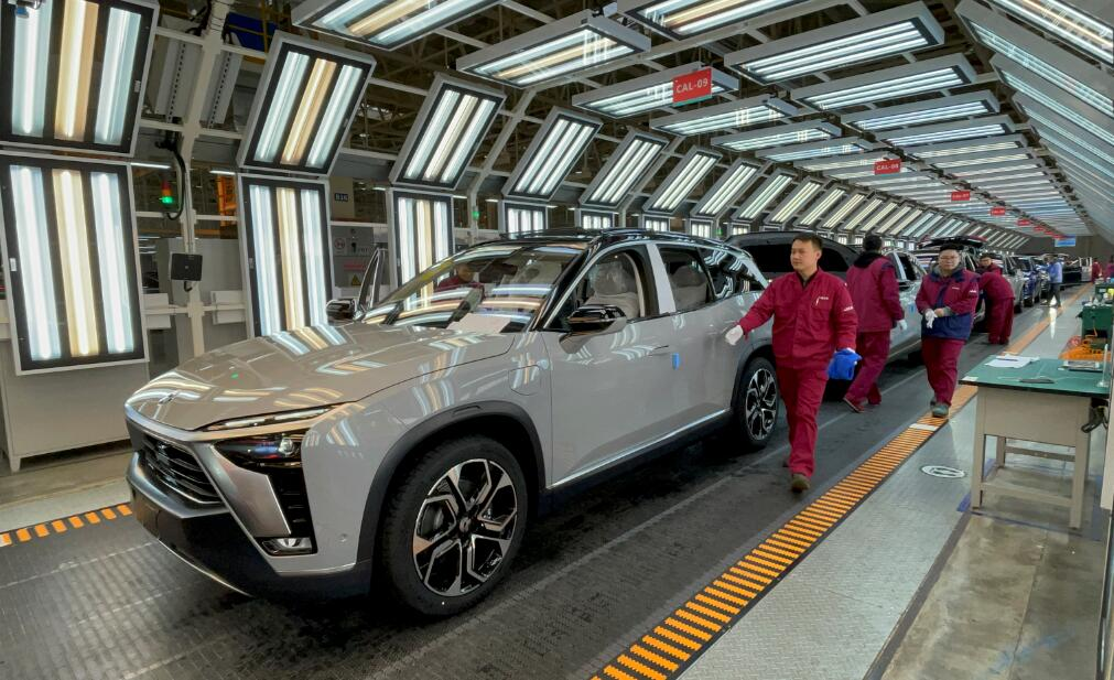 NIO's William Li says confident that sales in Chinese market will exceed 1 million-CnEVPost