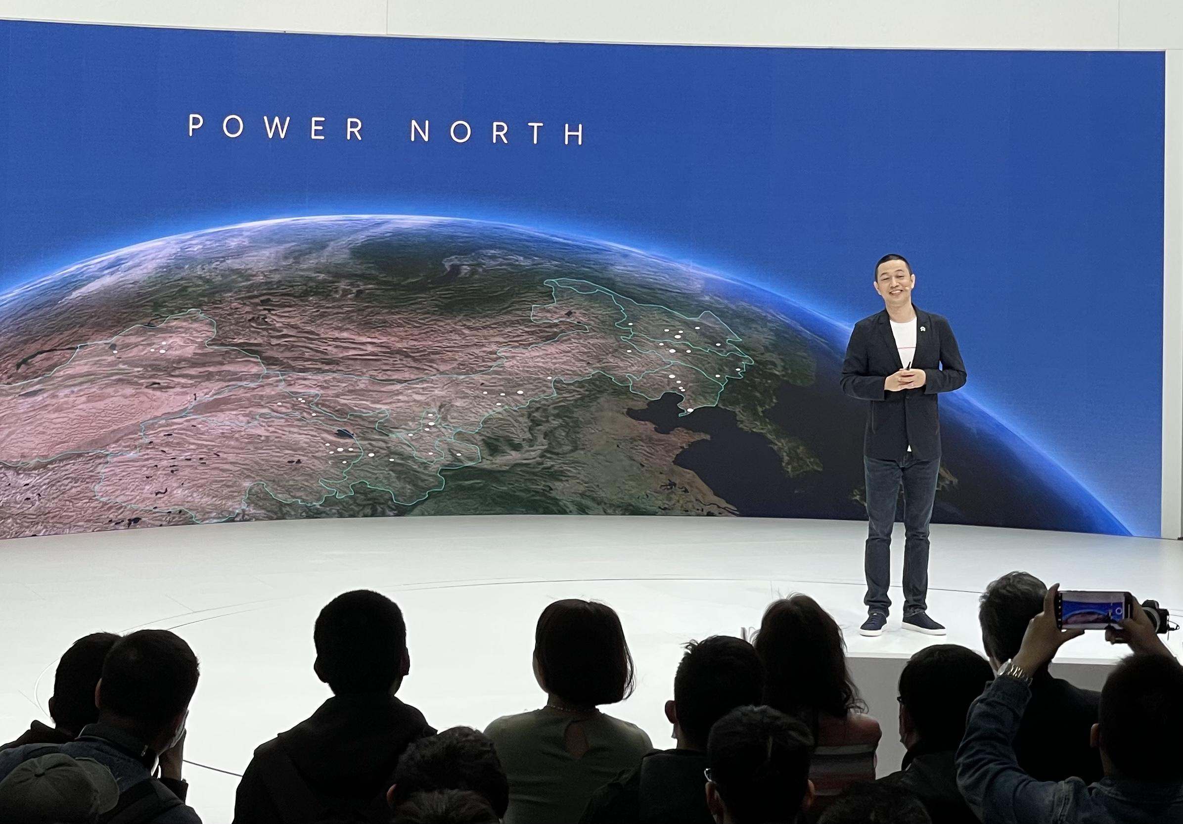 NIO unveils Power North plan, ET7 makes auto show debut-CnEVPost