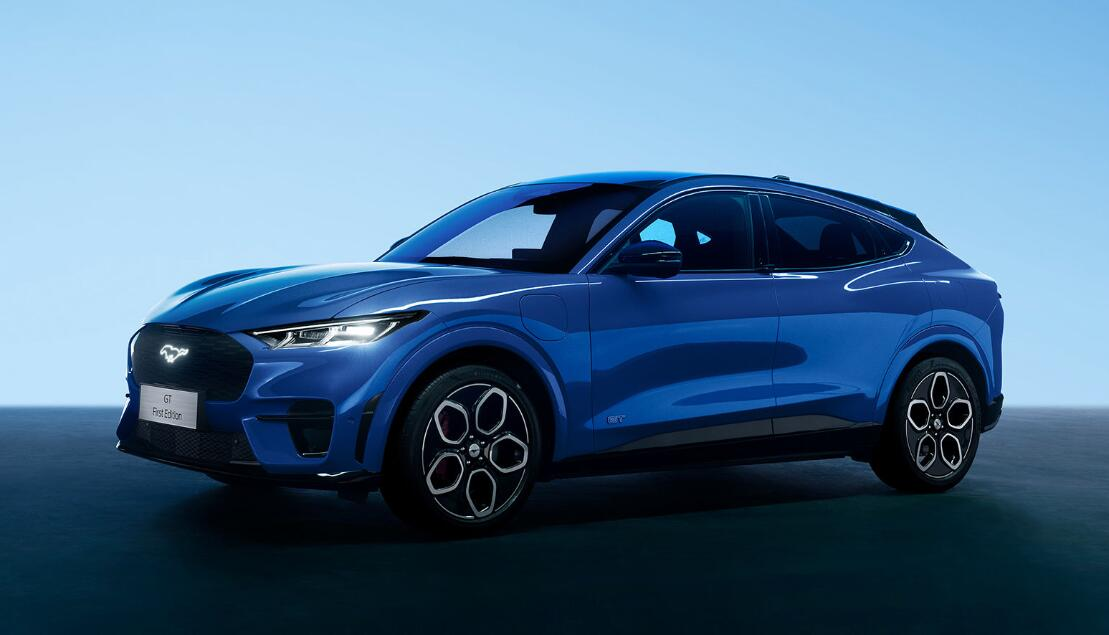 China-made Ford Mustang Mach-E SUV launched with access to NIO charging network-CnEVPost