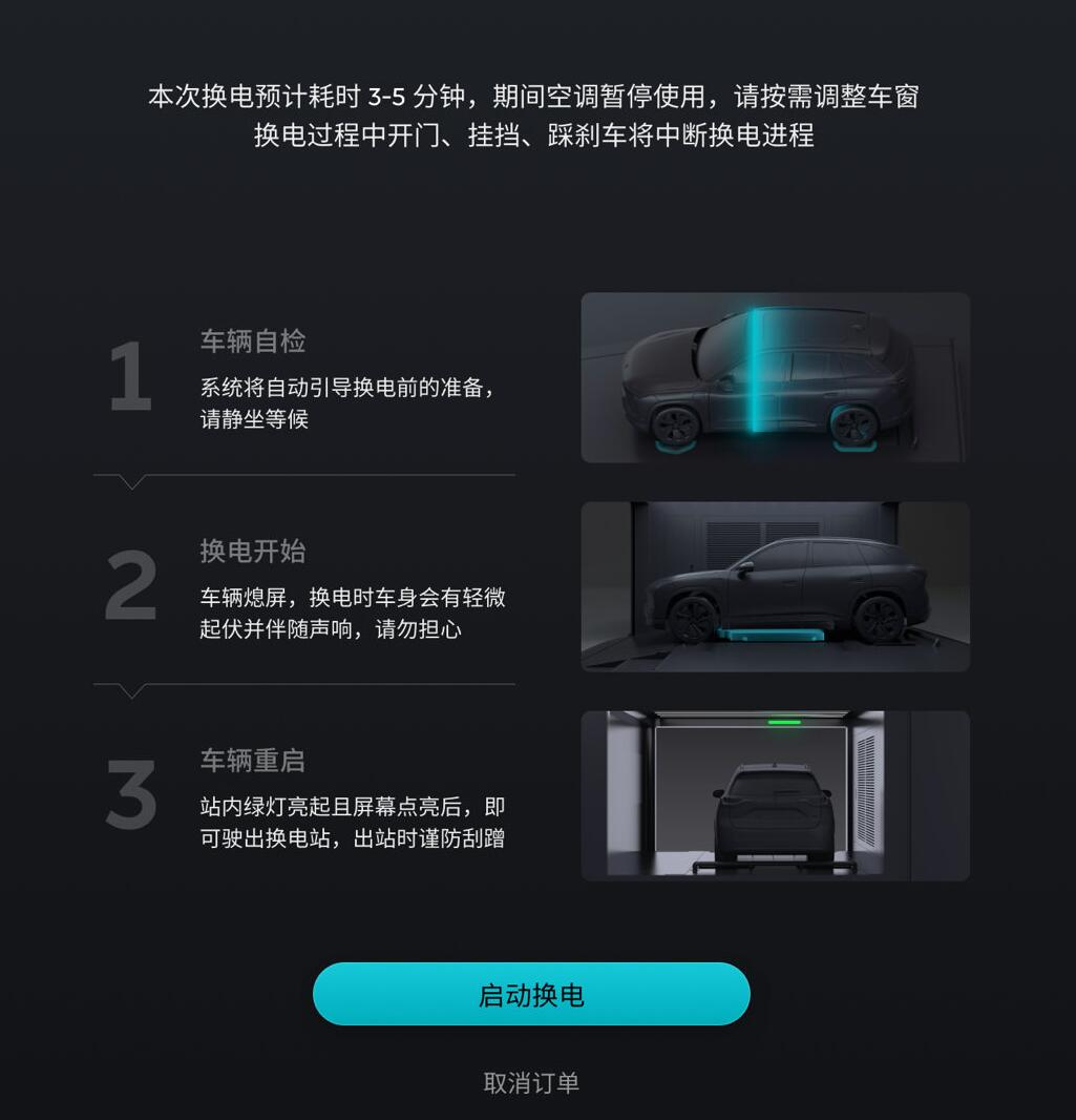 NIO rolls out NIO OS update, brings support for second-gen battery swap station-CnEVPost