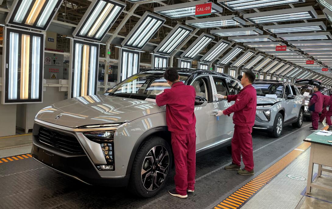 This is how much money you can make if you work at NIO, XPeng, Li Auto-CnEVPost
