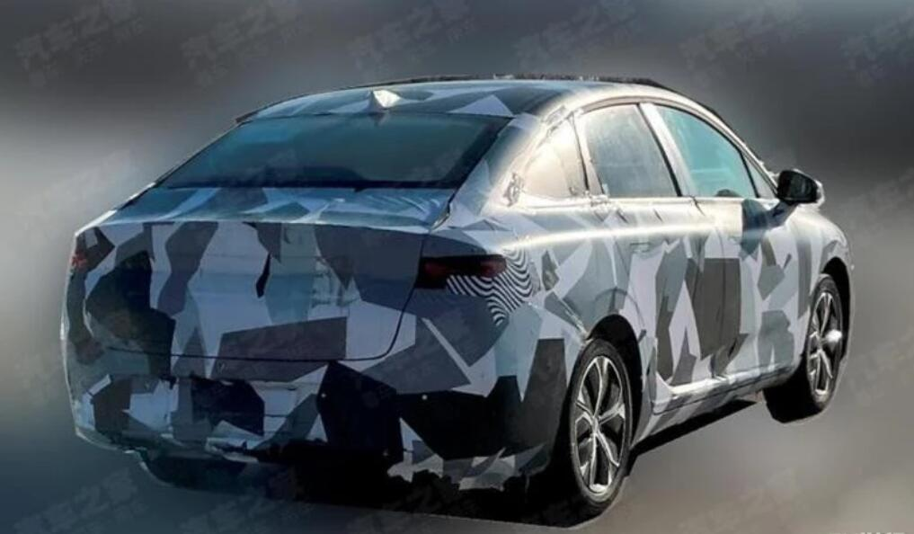 XPeng's new sedan expected to be unveiled at Shanghai Auto Show later this month-CnEVPost