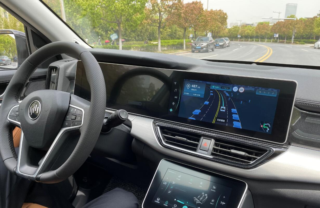 Shenzhen to allow driverless cars on public roads-CnEVPost