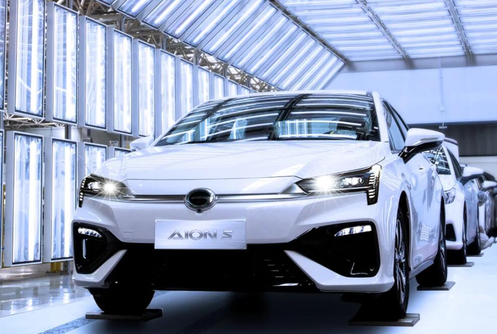 Auto giant GAC reportedly studying feasibility of building battery swap stations-CnEVPost