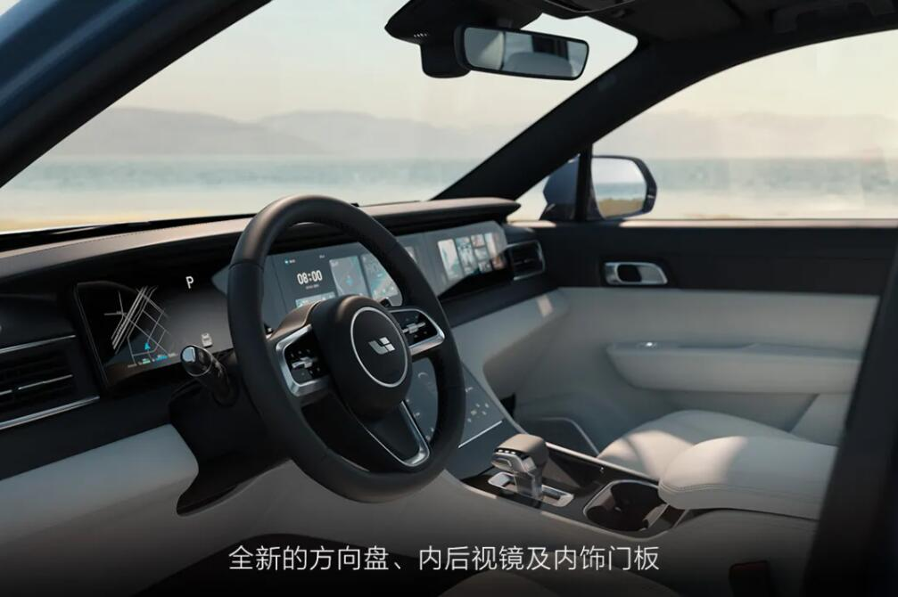 Li Auto unveils new Li ONE, standard version costs $1,560 more than current model-CnEVPost