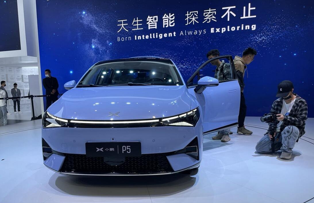 XPeng's P5 is the next killer model in China's booming EV space-CnEVPost