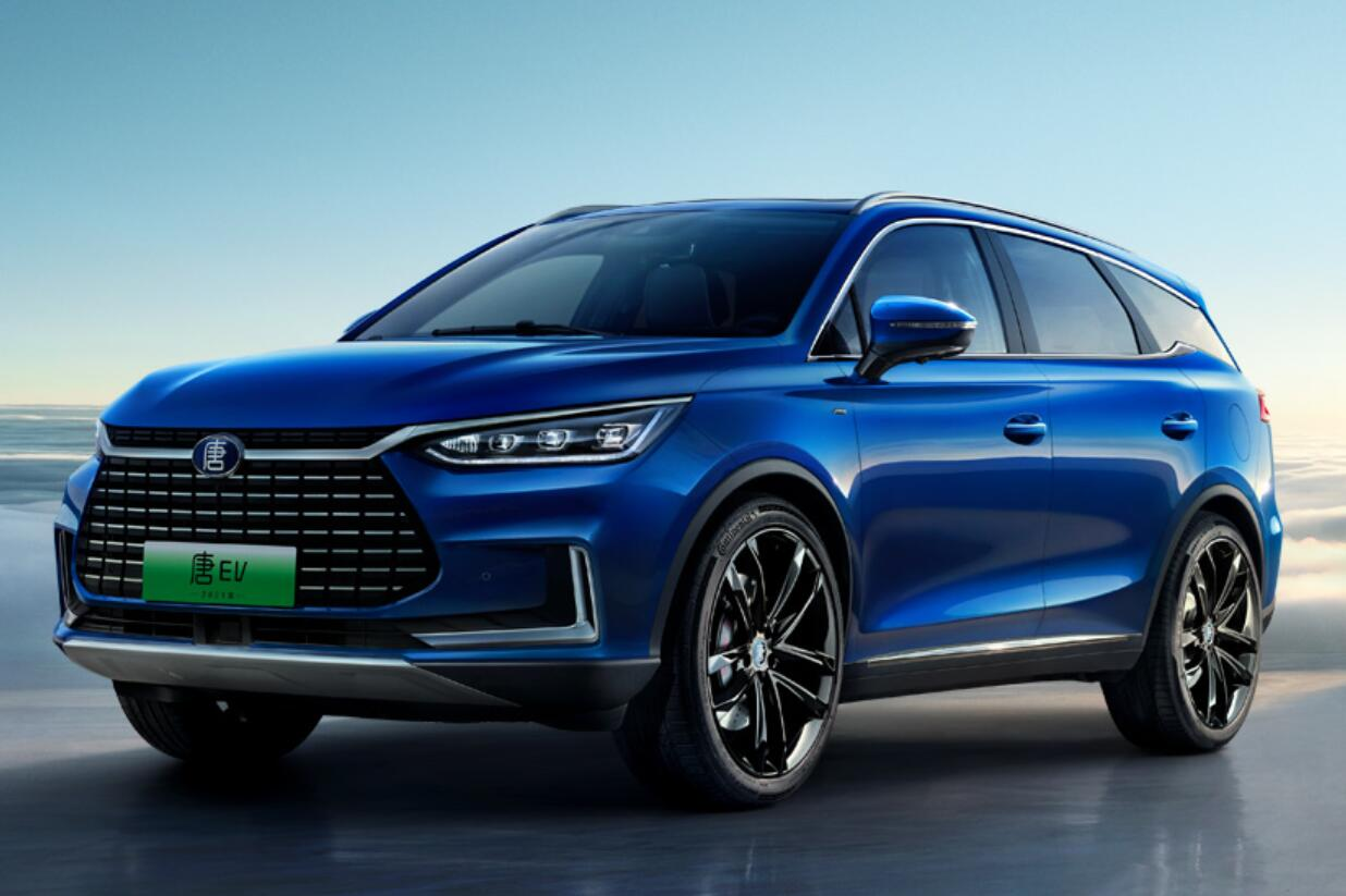 BYD said to launch new pure electric SUV, expected to roll off line in January next year-CnEVPost
