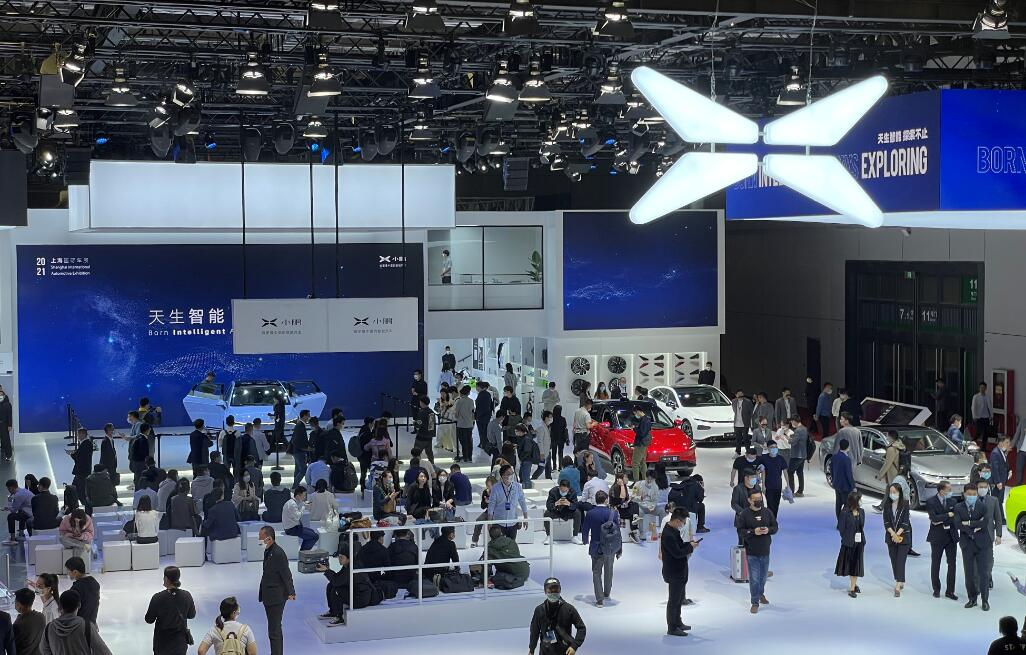 XPeng said to release first large SUV in 2022-CnEVPost