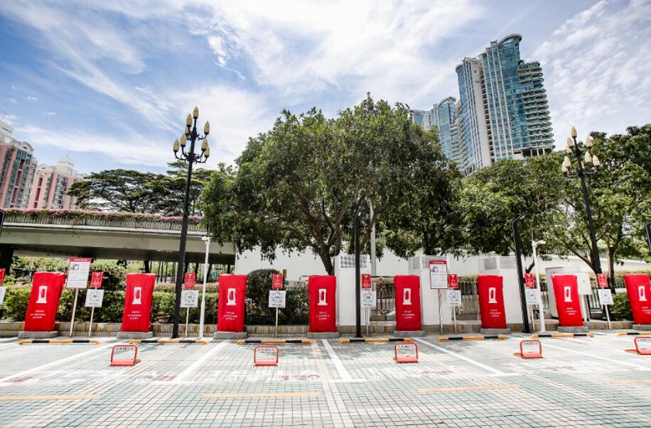 Tesla's first Supercharger station with China-made V3 chargers goes live in Shenzhen-CnEVPost