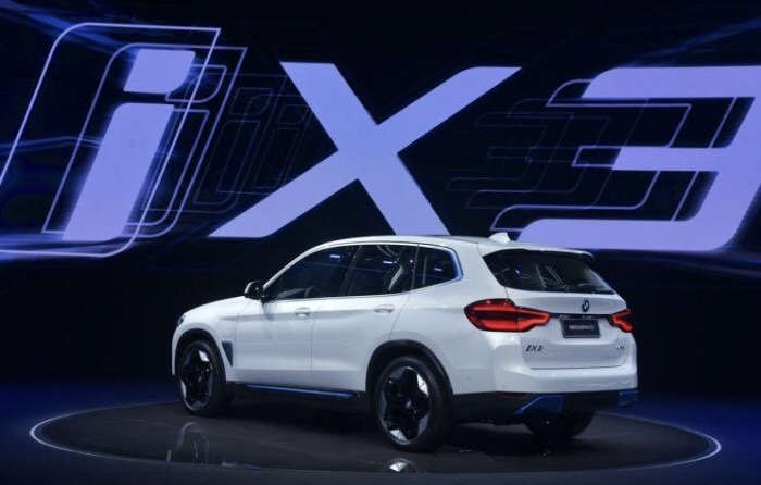 BMW recalls 6,636 iX3 EVs in China due to software design issues-CnEVPost