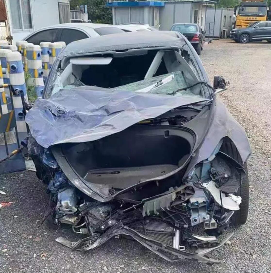Investigation results say driver responsible for major accident involving Tesla last August-CnEVPost